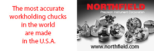 Northfield Precision. Most accurate Workholding Chucks in the World.