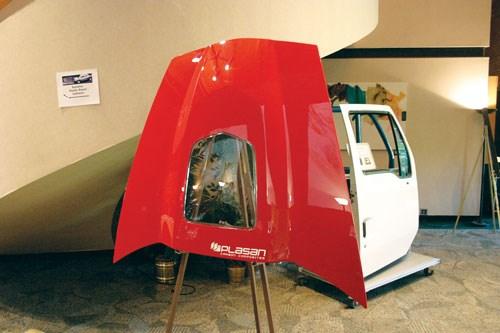 Corvette ZR1 Hood