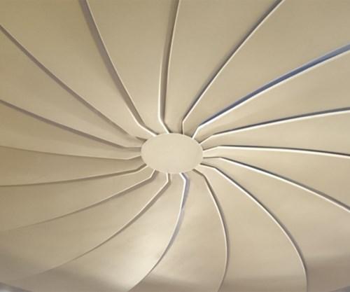 Decision roof structure composites archtectural