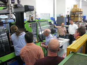 Injection Molding Know How, Live