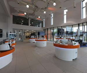 New Renishaw Facility – Headquarters and More