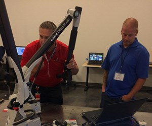 Buckeyes and Badgers Welcome at Exact Metrology