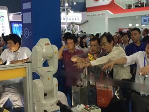 China Bets Big on Automation