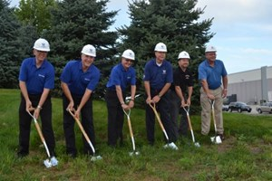 Rego-Fix Breaks Ground for New Facility