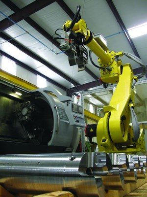 Automation for Your Machine Shop