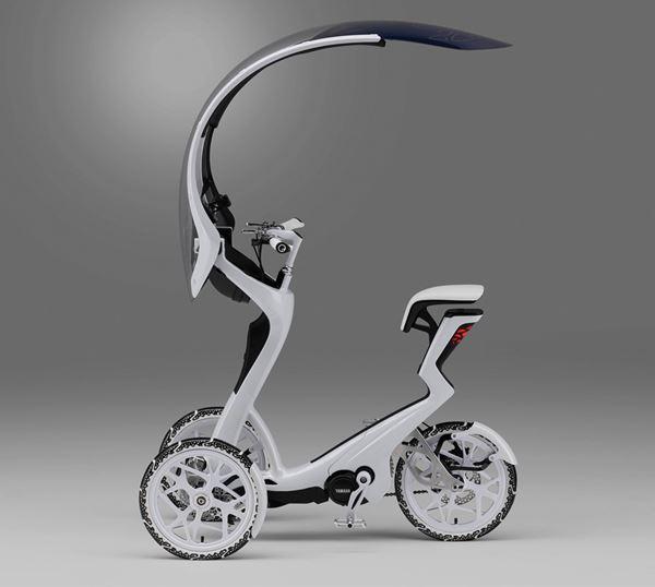 Yamaha's Conceptual Trike image