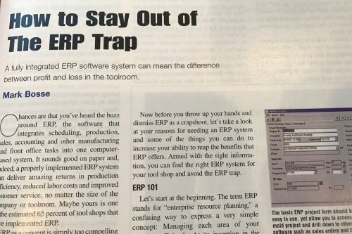 Throwback Thursday: How to Stay Out of the ERP Trap
