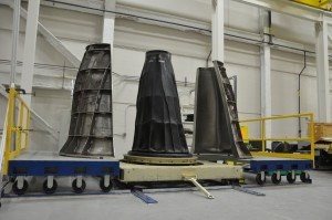 Inflexion technology: complex composites without fasteners