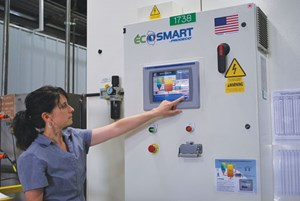 A Proceco Éco-Smart system