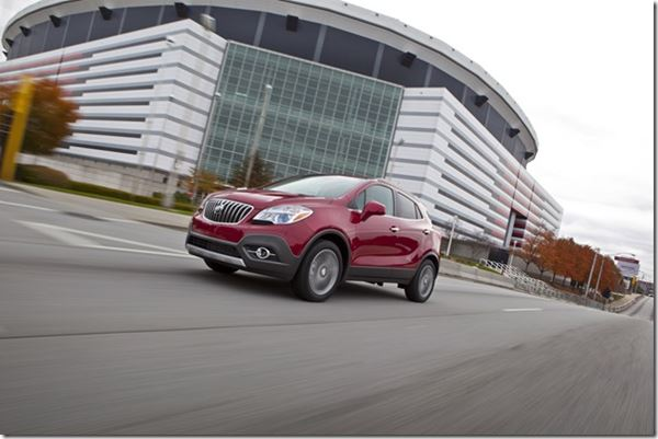 2013 Buick Encore FWD—Premium Group image