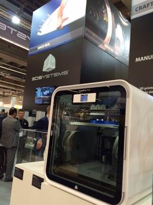 3D Systems to Acquire CAD/CAM Company Cimatron