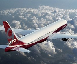 777X: Bigger-than-expected carbon fiber impact