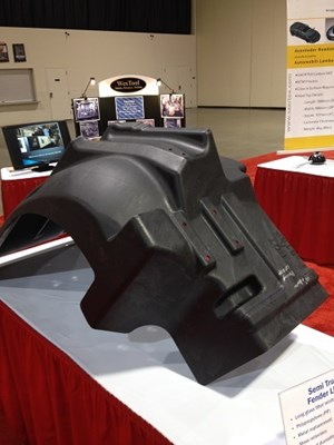 Thermoplastic Composites Prominent At SPE's ACCE
