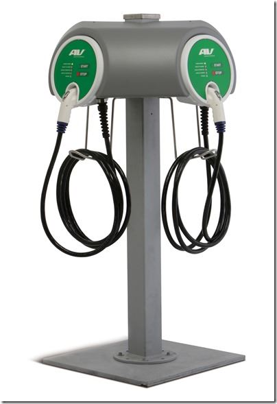 Growth in EV Charging Stations Predicted image