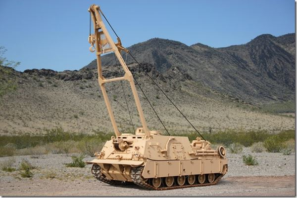 The M88A2: A Different Kind of Exotic image