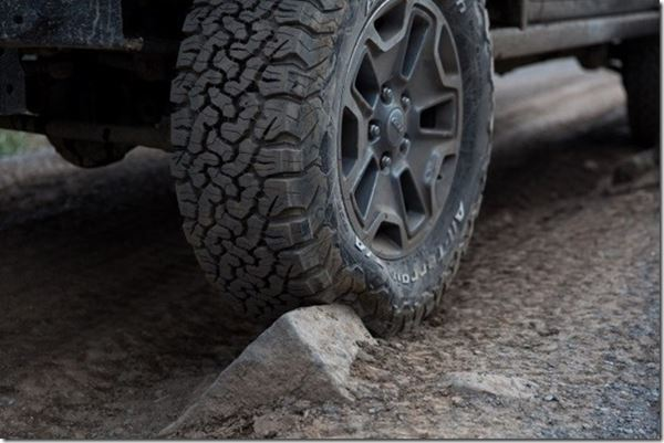 Engineering Off-Road Tires image