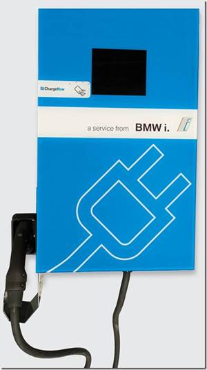 BMW and the Ultimate DC Charging Machine