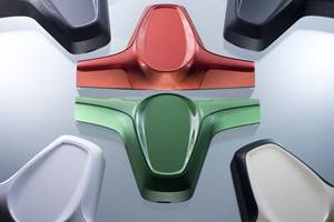 Rubbery, Velvety, Silky: Properties of Coated Auto Plastic Parts