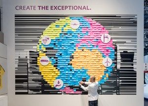 Evonik Shares Results of its Post-it Note Campaign at K 2016
