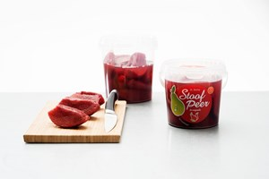 Thin-Walled Biobased Packaging That's Injection-Moldable and Commercially Viable