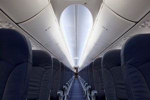 Looking to lighten up aircraft interiors? Try natural fibers!