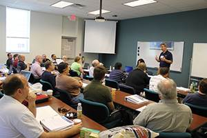 Attend CEF Certification February 9-13
