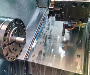 New Workholding Equipment Fixes Chatter and Other Problems