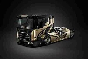 Swedish show truck turns heads