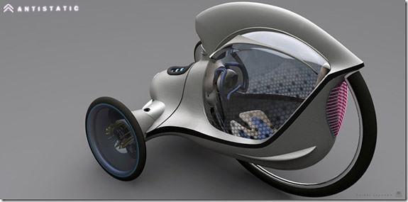 Citroën's Future Design Aesthetic? image