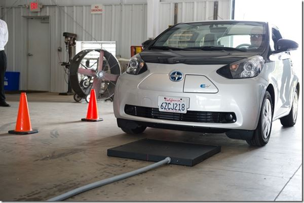 EV Charging Without Wires image