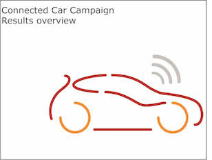 Connected Car Campaign Results, May 2016