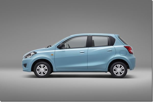 The Datsun GO: Why? image