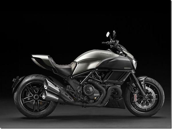 Art of the Bike: Ducati Diavel Titanium image