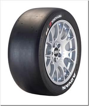 A Little Orange Makes Black Yokohama Tires More Green