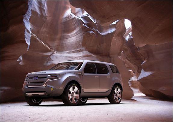 Ford: Explorer, Flex & Volumes image