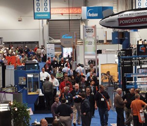 Fabtech's CCAI Finishing Pavilion Offers Attendees Competitive Edge
