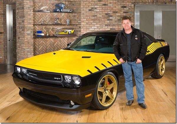 Chip Foose Takes on a Challenger image