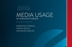 """Gardner Research Releases """"Media Usage in Manufacturing 2015"""" Survey Results Report"""