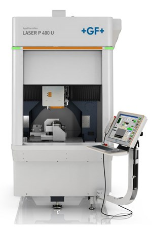 Compact Laser Texturing Machines for Small Parts