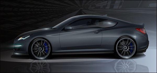 Hyundai's 450-hp Lab Rat image