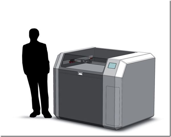 Pro 3D Printer to Be Launched image