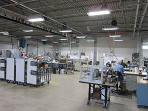 Glebar's new 44,560-square-foot facility