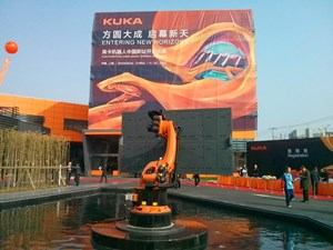 Is a robotic revolution underway in China?