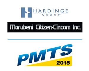 Hardinge and Marubeni Showfloor Demos at PMTS 2015
