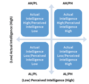 The Intelligence Matrix and People Who Don't Know Where They Fit