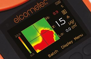 Measure soluble salts on surfaces significantly faster with the new Elcometer 130 SSP Soluble Salt Profiler