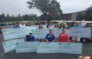 CCAI Wisconsin Golf Outing Awards $14K in Scholarships