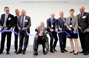 $40 million invested: Dürr opens new US campus