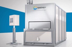 Ransohoff Debuts Washer for Automated Precision Parts Cleaning