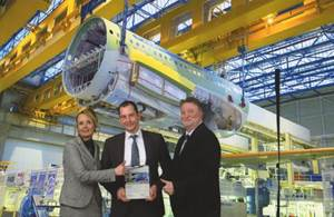 Chemetall Receives Highest Airbus Award for Third Time